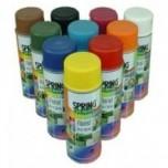 Спрей-краска для живых цветов 400 мл